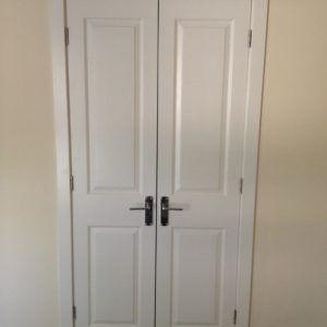 Hanging Swinging Closet Doors