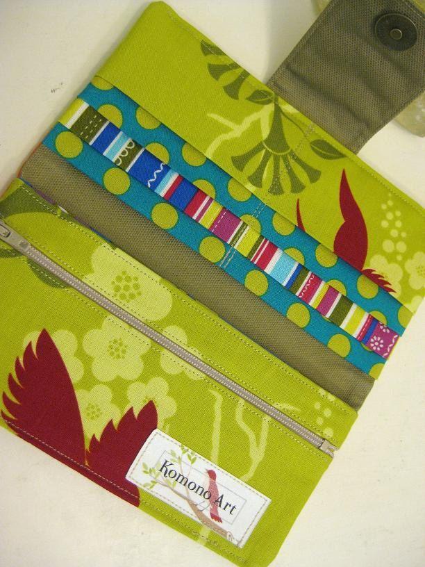 : Handmade Wallets