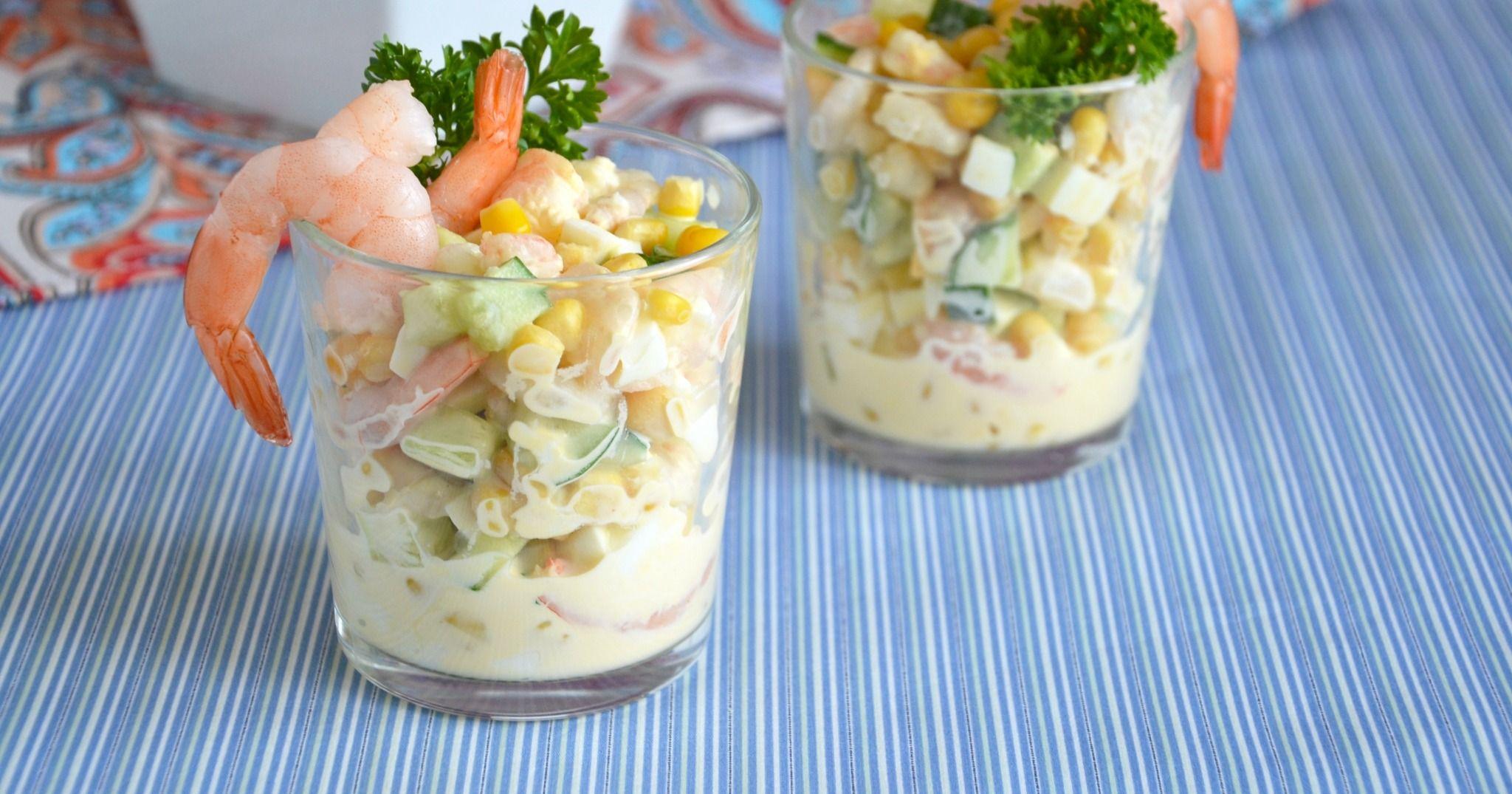Салат вечеринка рецепт с фото