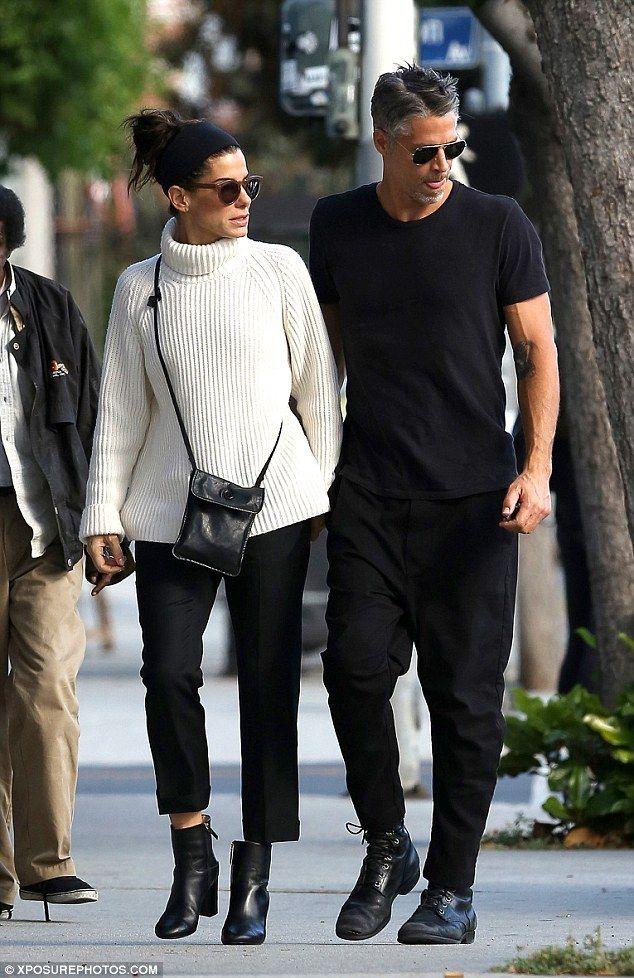 Sandra Bullock and Bryan Randall 'are talking marriage ...