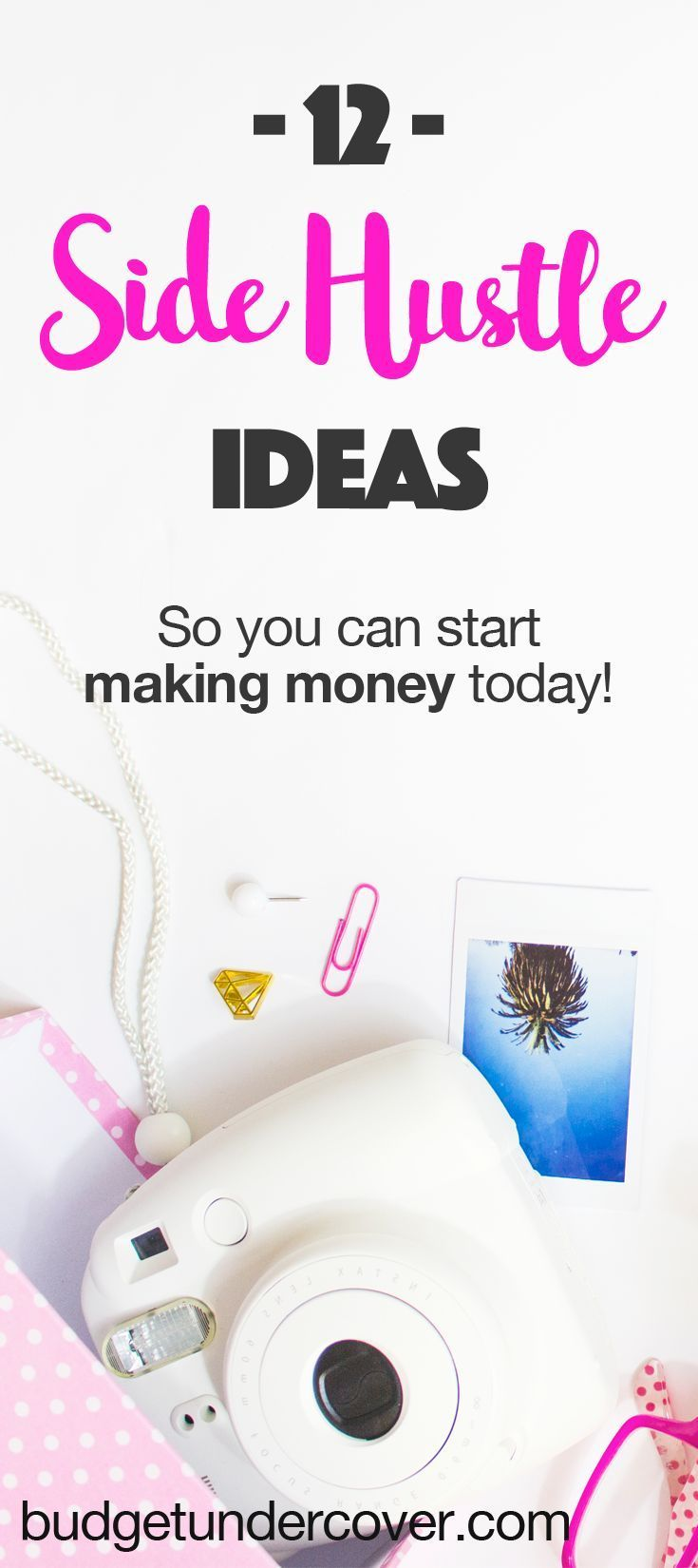 12 side hustle ideas that you haven\'t heard before. Use this list ...