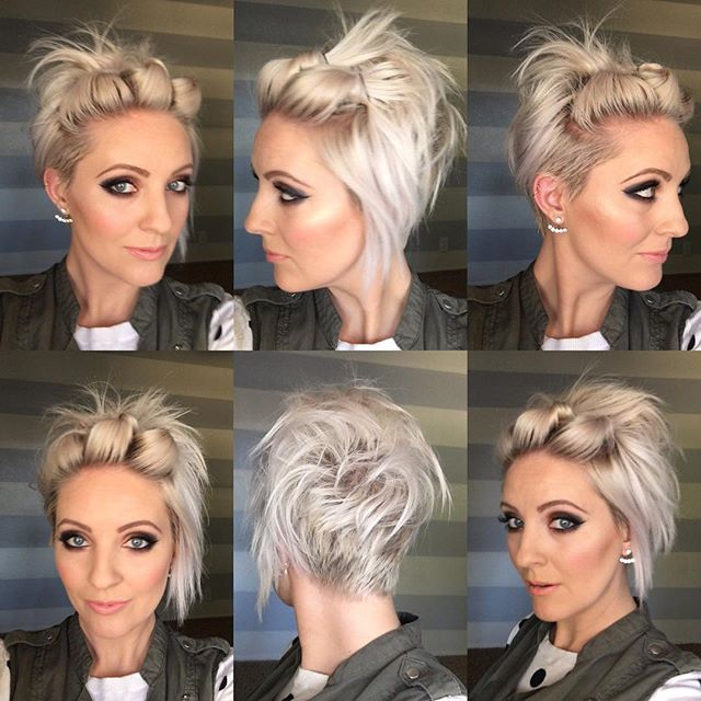 Styling Short Hair Pixie Styling Fab  Up Do'sspecial Days Hairstyles  Pinterest