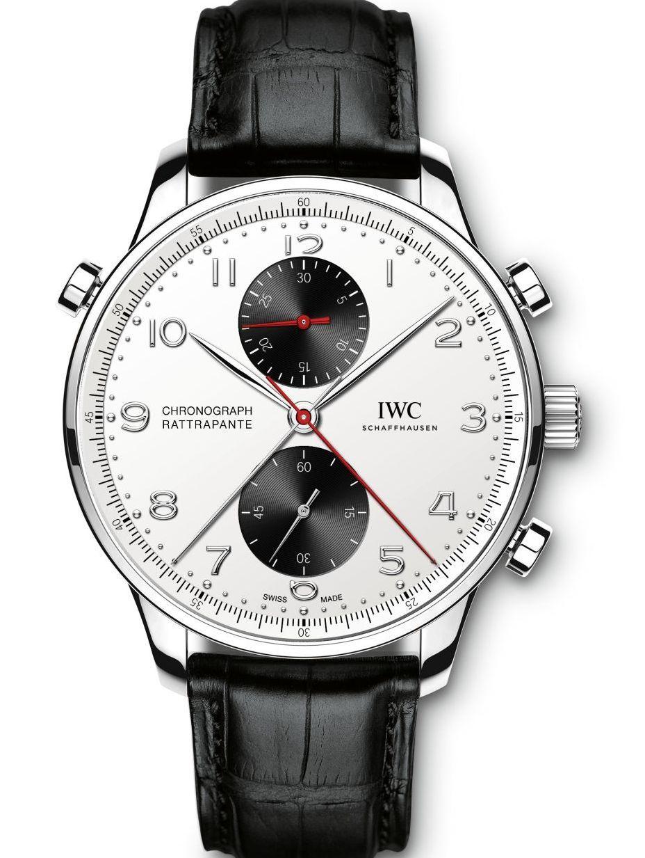 IWC Schaffhausen Portugieser Chronograph Rattrapante