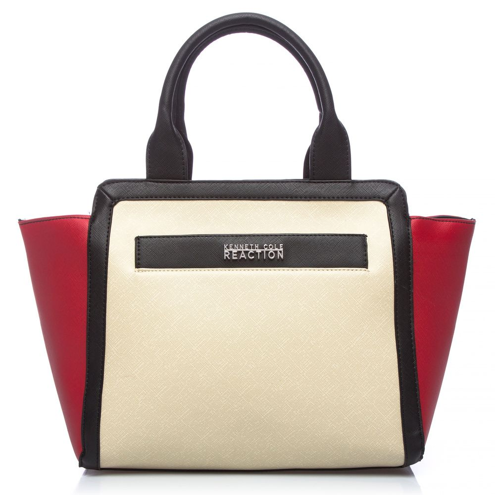 Kenneth Cole Reaction Jigsaw Mid Size Per Bag Ping Great Deals On Tote Bags