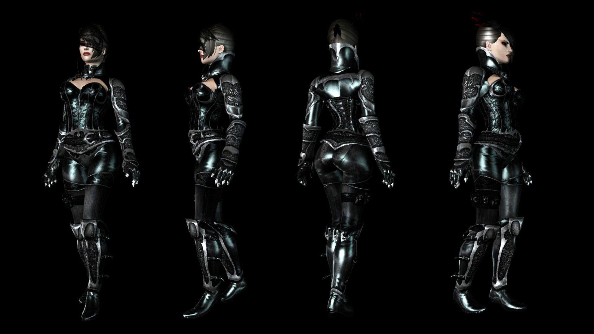 Lustmord Vampire Armor at Skyrim Nexus - mods and community | Skyrim