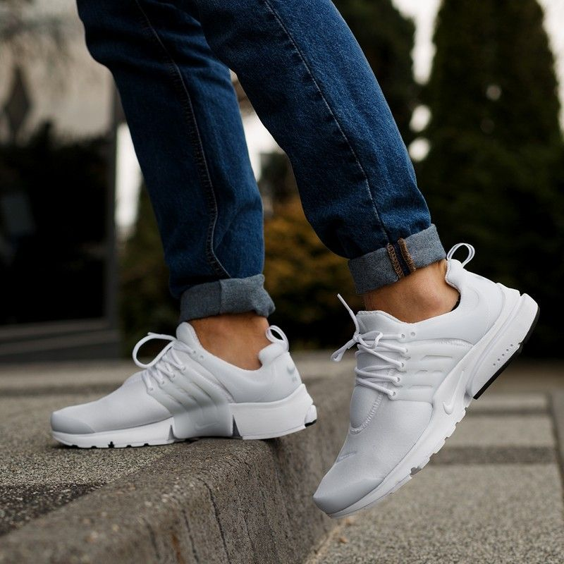 NIKE AIR PRESTO ESSENTIAL kolor BIAŁY od 399,99 PLN! Kultowe Sneakersy |  Męskie Buty w ✪ Sklep Sizeer ✪