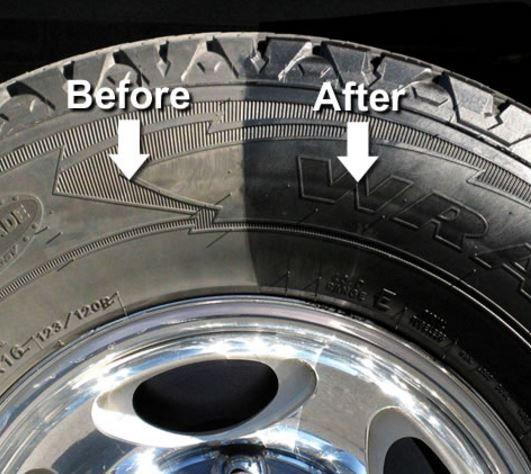 DIY Homemade Tire Shine Recipe