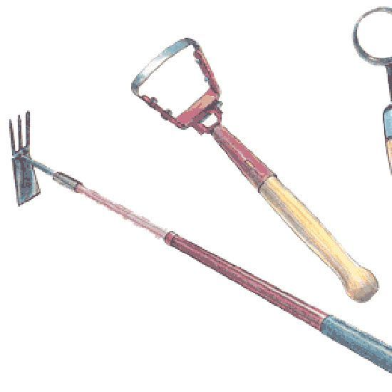 Charmant Choose Long Handled Garden Tools For Easier Garden Care #gardeningtools