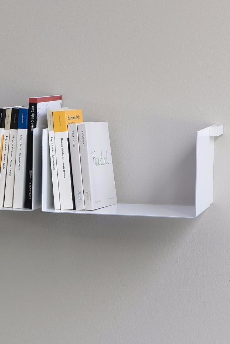 Noa Shelf By Santa And Cole At Lumens Com Shelves Wall Shelves Metal Shelves