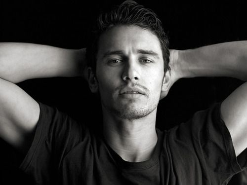 James Franco stays pretty busy, but he still finds time to look good :)