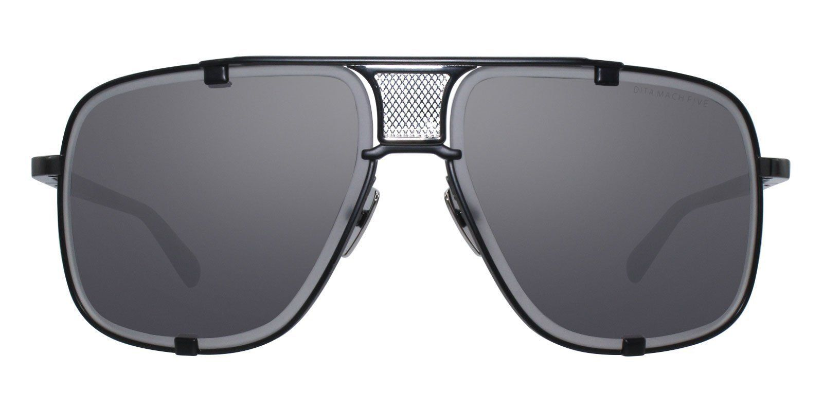 ed69e5a4ece Dita - Mach Five Black - Gray sunglasses