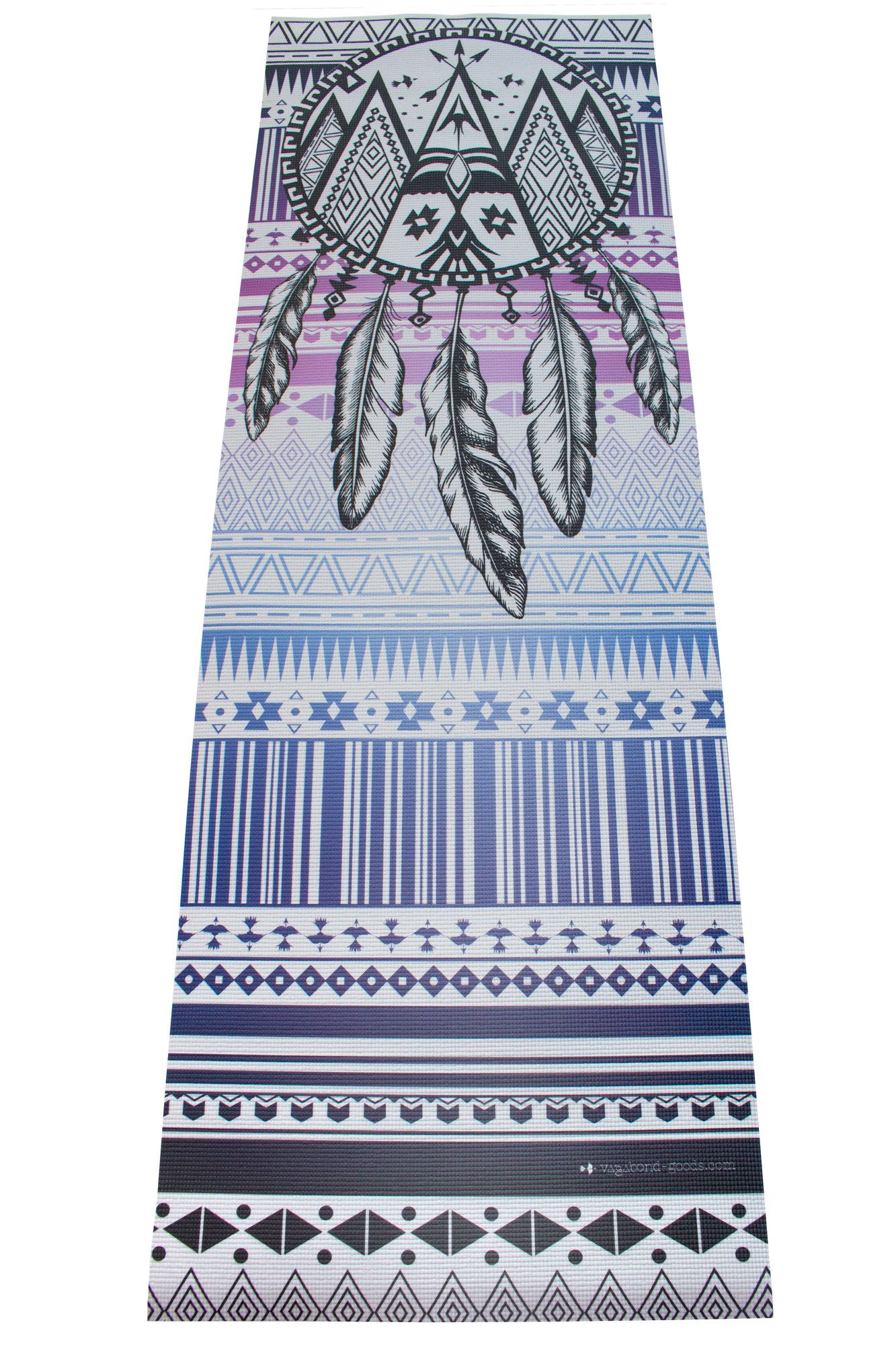 by mats tribal printed mat weaver on pin dream vagabondyoga yoga etsy