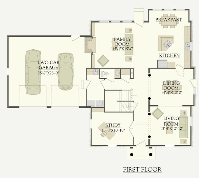How To Measure The Square Footage Of A House House Floor Plans Floor Plans House Styles