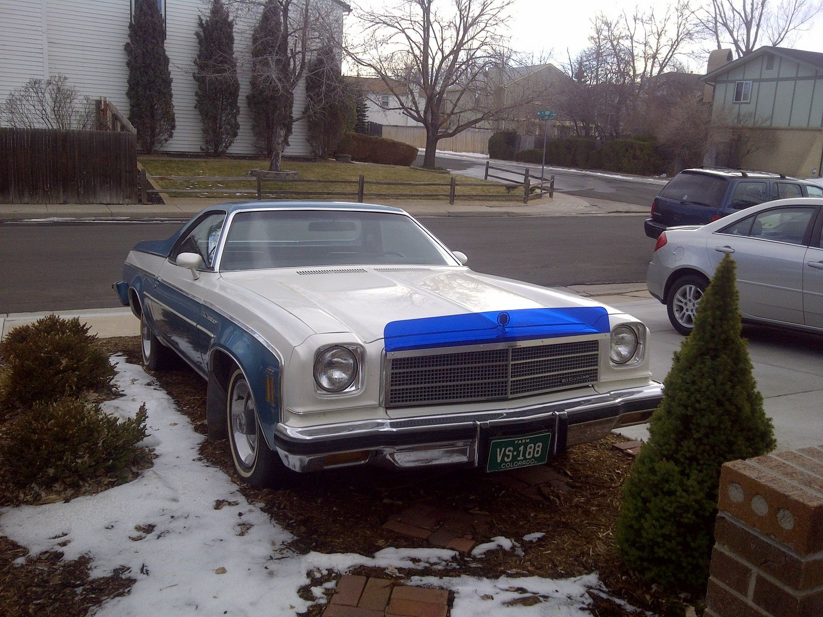 1974 chevrolet el camino pictures see 25 pics for 1974 chevrolet el camino browse interior and exterior photos for 1974 chevrolet el camino  [ 1600 x 1200 Pixel ]