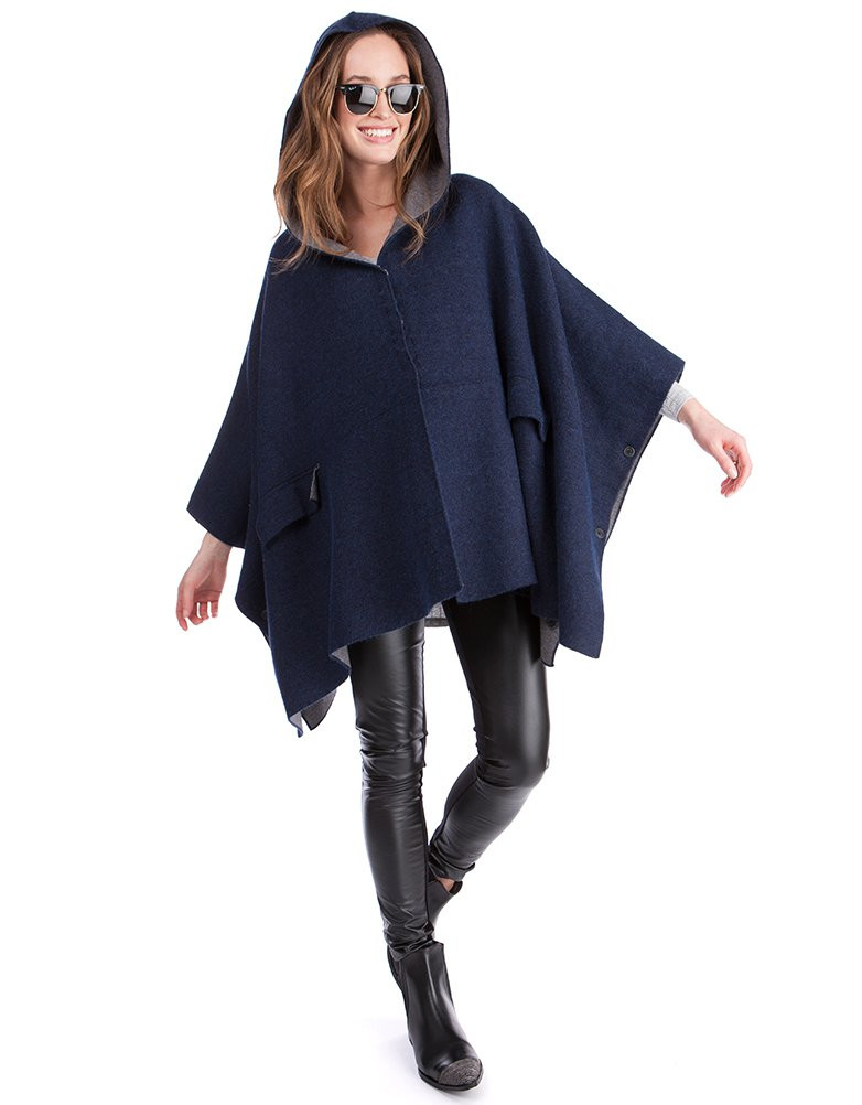 Hooded Maternity Cape