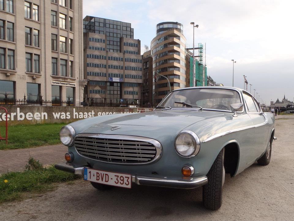 Volvo1800 - 1969