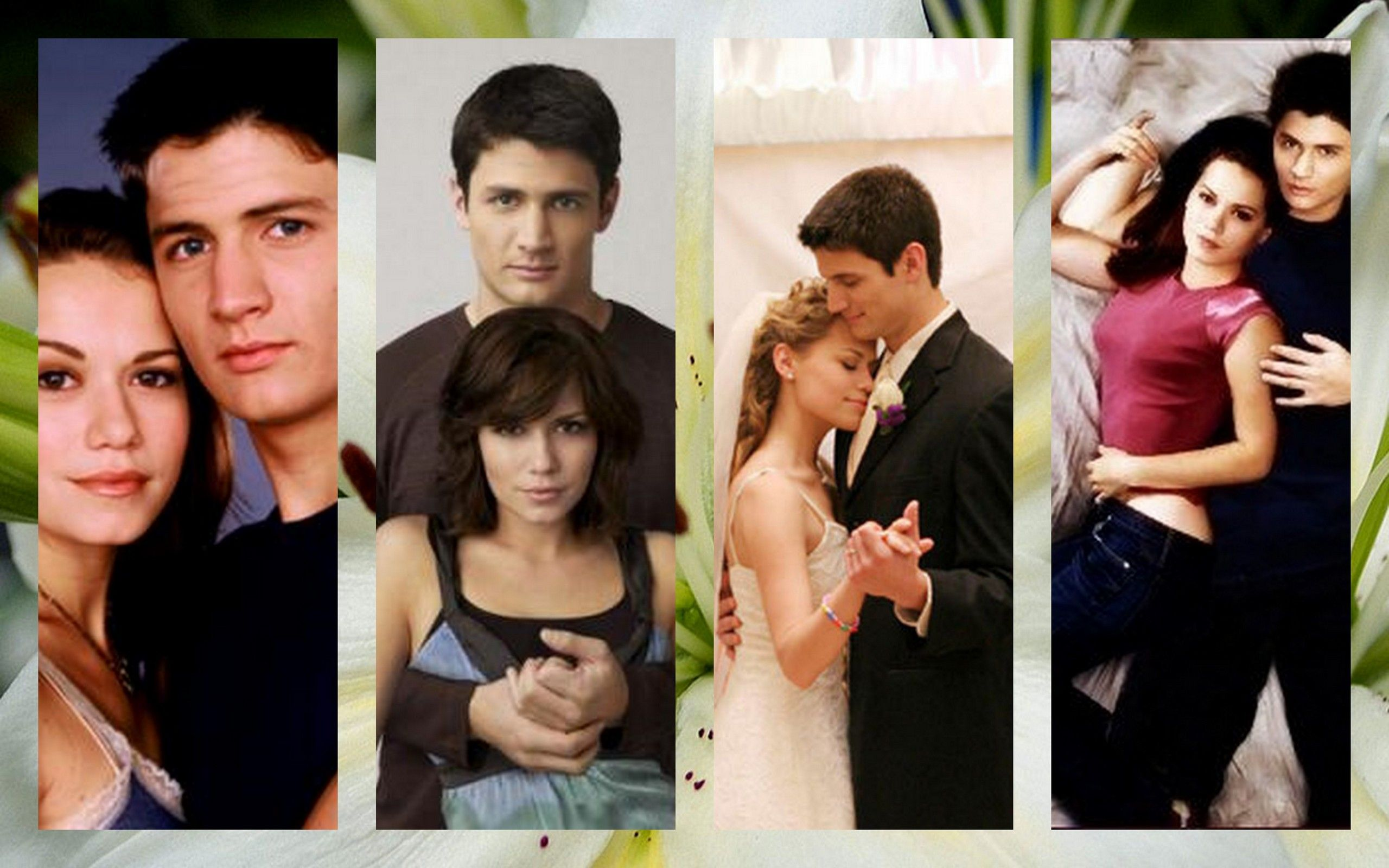 One Tree Hill Wallpaper NALEY