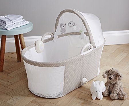 Purflo breathable bassinet stubenwagen & wiege: amazon.de: baby