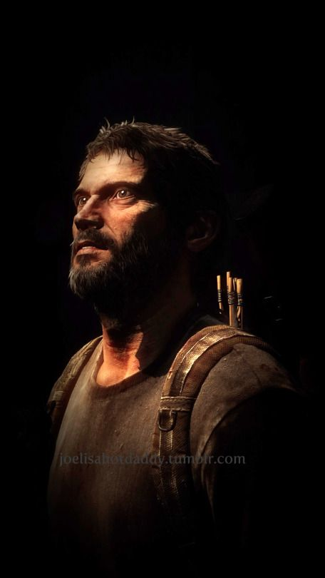 There are bearded guys and then there's Joel