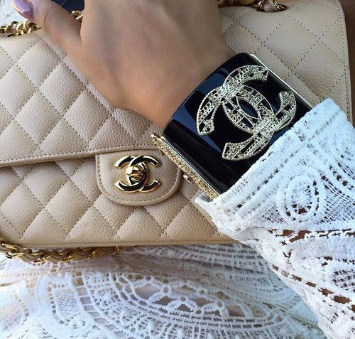 Chanel - always a good idea