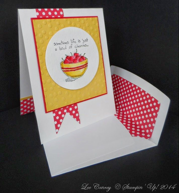 Fun little card I did with Giggle Greetings more details on my blog at www.stampingleeyours.blogspot.com