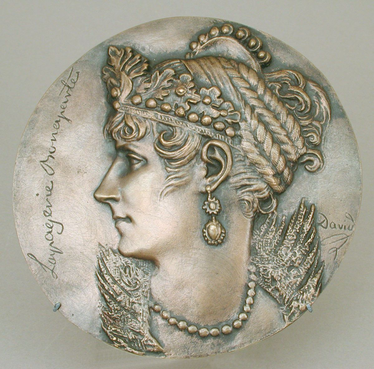 Josephine Bonaparte (née Tascher de la Pagerie), first