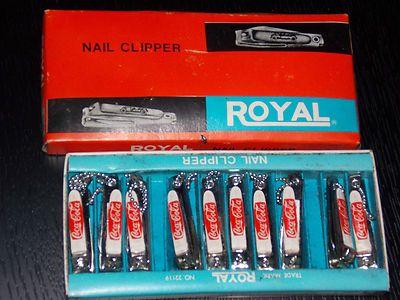 Coca Cola Nail Clipper Unusual Find Made in Korea Offering 1 Clipper New Unused   eBay