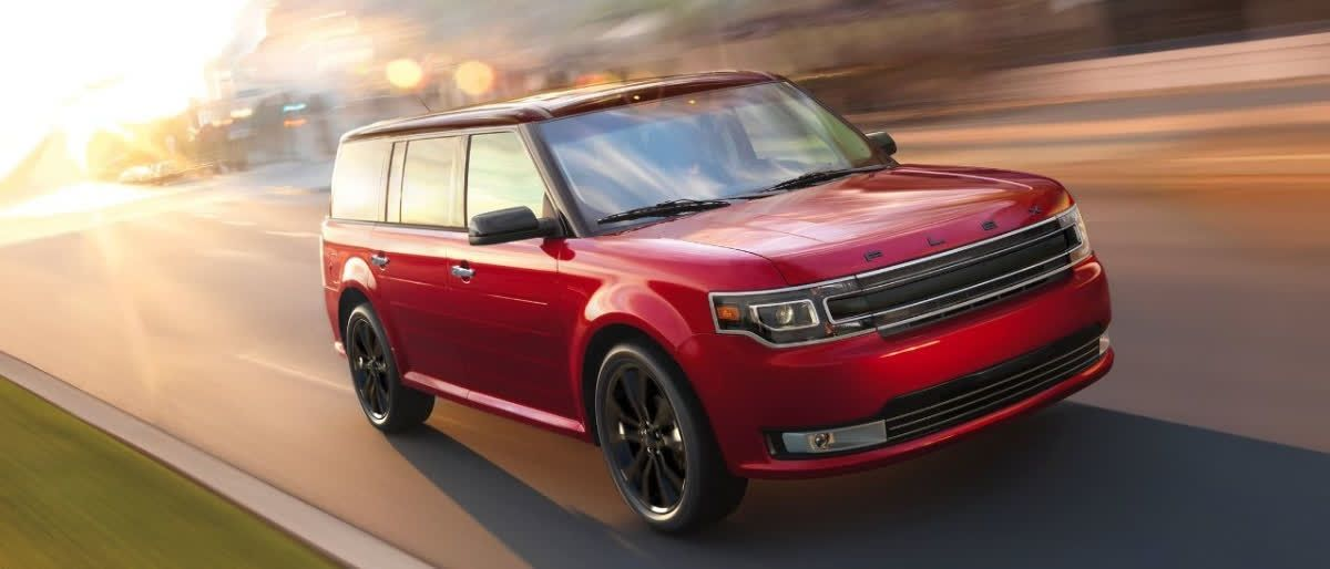 The Ford Flex Is A Family Hauler That Can Be Called An Suv Part
