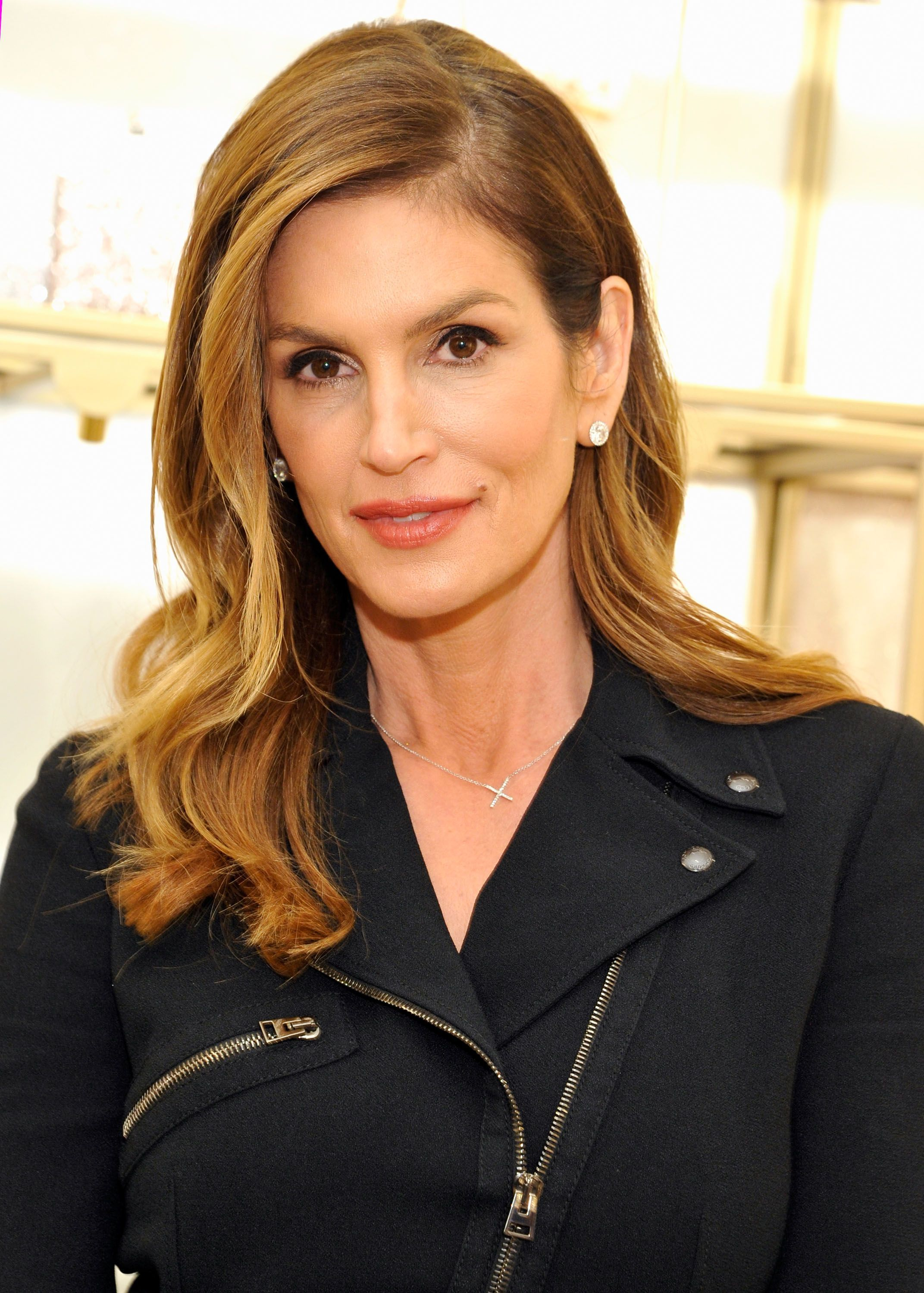 Cindy Crawford - An Evening To Support DKMS Hosted By Jimmy Choo And Cindy Crawford in Beverly Hills 11/3/16