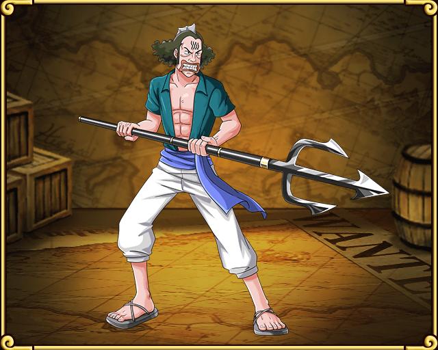 Spear Fishman Arlong crewmember | One piece anime, One piece, One piece (anime)