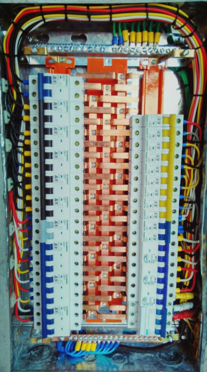 Qdc Quase Pronto Home Technology Pinterest Electrical Wiring On