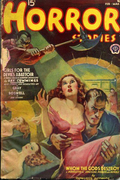 1939 Horror Stories