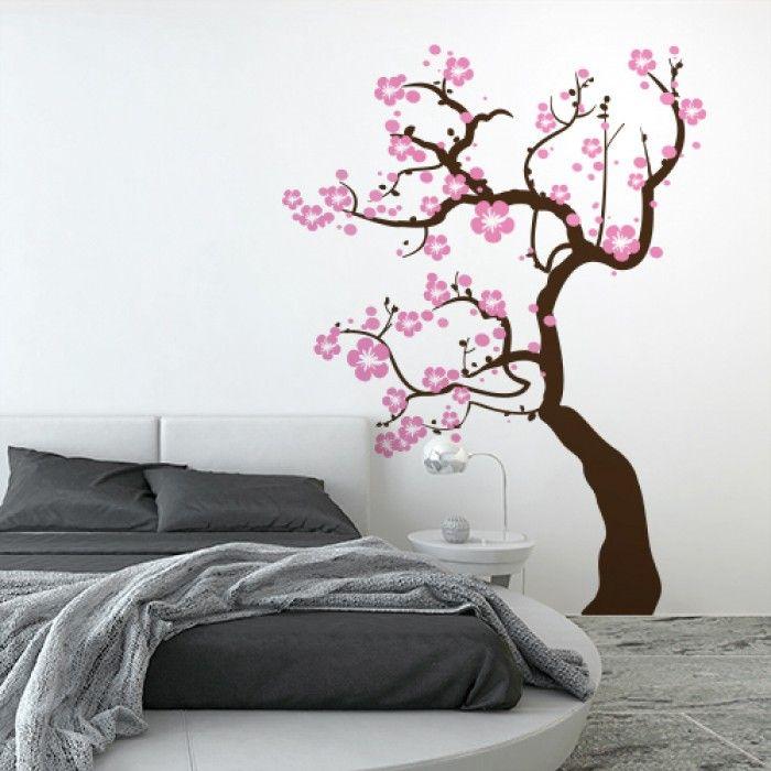 Ciliegio fiorito 39 90 euro - Alberi decorativi da parete ...