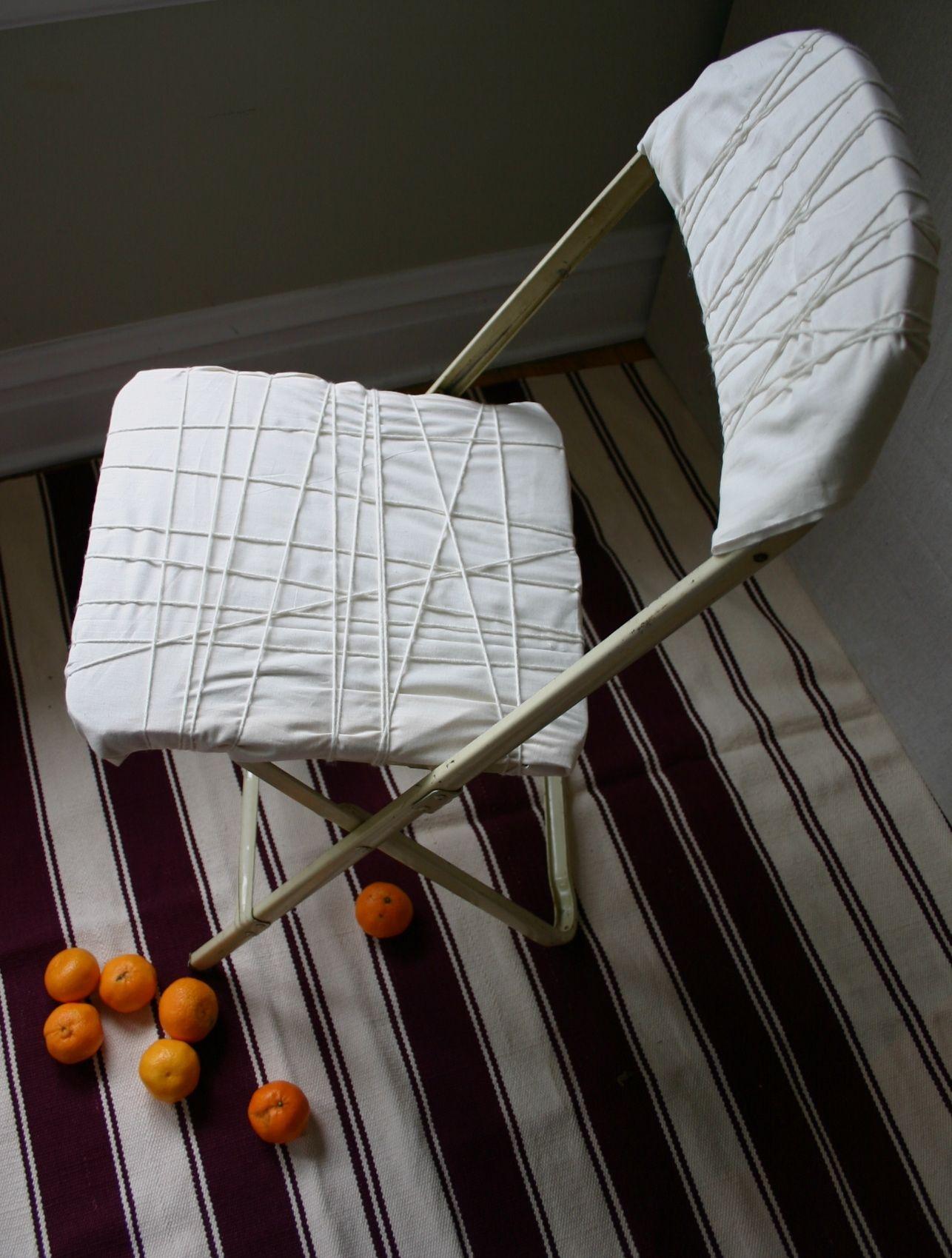 Metal Folding Chair Covers Diy