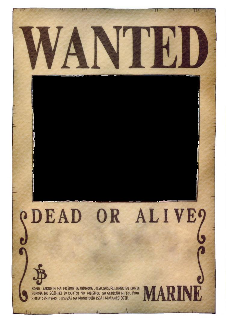 one piece wanted poster by ei819 on deviantart テキストデザイン オープニングムービー 結婚式 手配