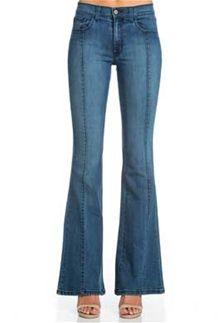 Silver Jeans Women/'s Suki Mid Rise Boot Cut Jeans L93719SJL340