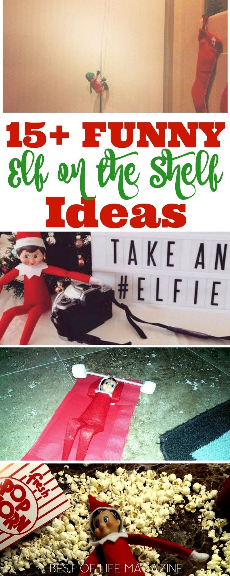 #Add #Elf #Funny #Ideas #Shelf Make sure to add some of these funny Elf on a Shelf ideas into your Elf on the Shelf fun this holiday season! Things to do with Elf on a Shelf   Elf on a Shelf Hilarious   Elf on the Shelf Funny for Kids   Elf on a Shelf Fun Things #elfontheshelfideasfunnyhilarious
