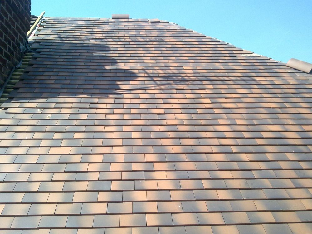 Traditional Roof Tiles Roofing Job By Appleby Roofing Building Make Your Home Design Dreams Come True Read Reviews Of 1000s Of Trusted Tra Shed Roof Design