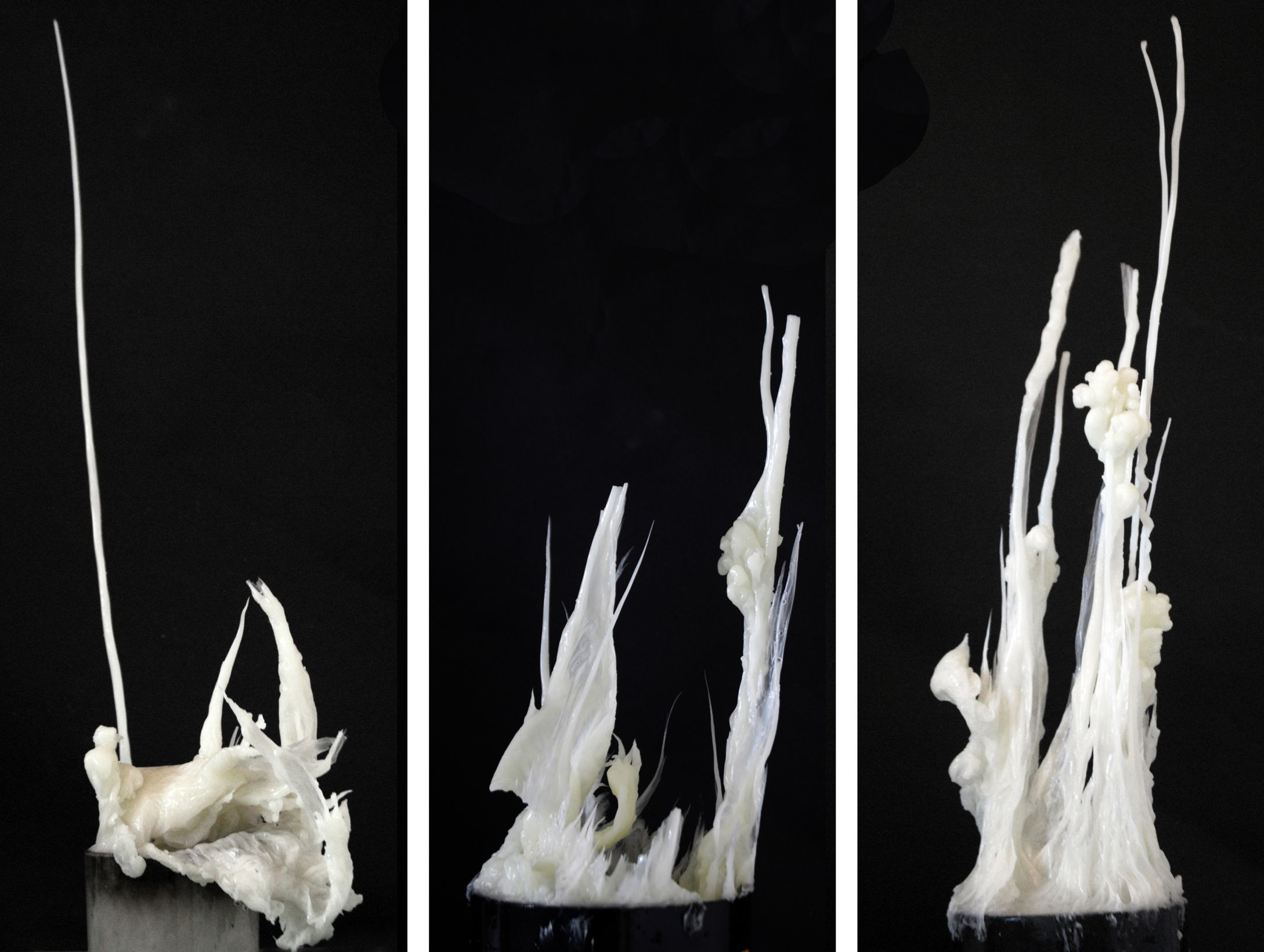 Wax Structures