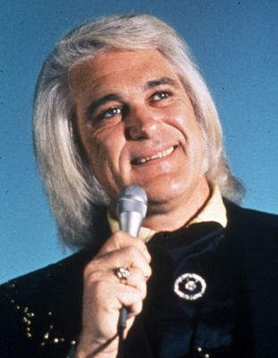 Charlie Rich - Country Singer the silver fox