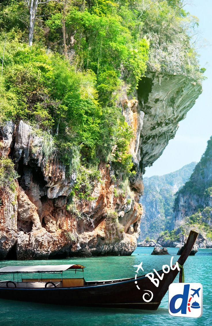 #Viajar a #TAILANDIA es un destino ideal para los aventureros que aman hacer viajes al corazón de la naturaleza. Atrévete a viajar con #Despegar a este destino pero antes conoce en esta nota las 10 cosas que debes hacer cuando llegues a #Tailandia #trip #travel #turismo #viajes