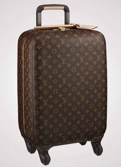 c2ed3d67ed73 Passion For Luxury   Louis Vuitton Zephyr 55 Luxury Travel Suitcase ...