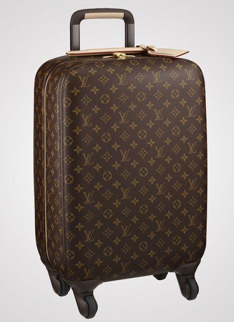 5089ec8b3 Passion For Luxury : Louis Vuitton Zephyr 55 Luxury Travel Suitcase ...