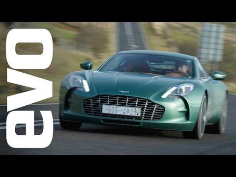 Aston Martin One 77 Evo Diaries World Exclusive Review Aston Martin Fastest Production Cars British Cars