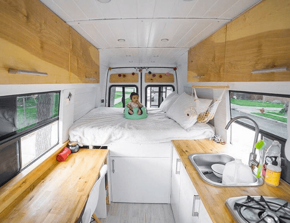 The 10 Coolest Sprinter Camper Vans On Instagram Van
