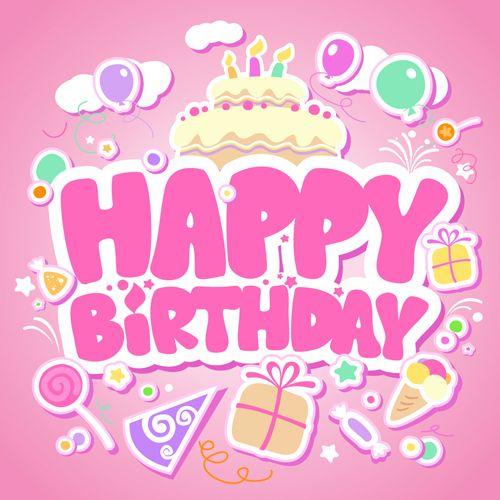 Birthday Happy Birthday Pinterest Happy birthday, Creative - birthday greetings template