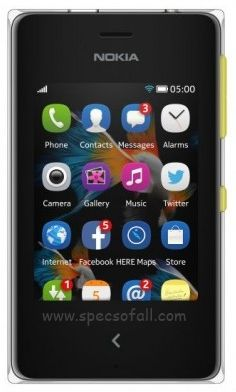 Nokia Asha 500 Full Specifications Price Nokia Asha 500 Phone Nokia