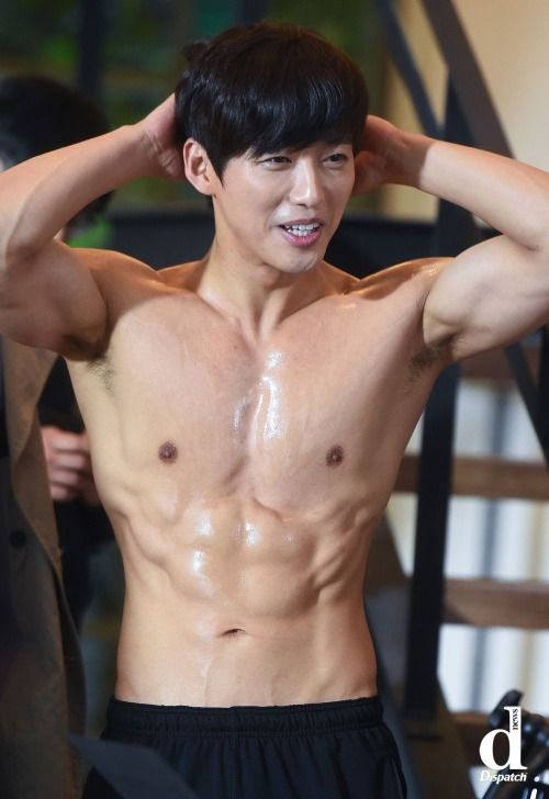 Resultado de imagen para nam goong min abs