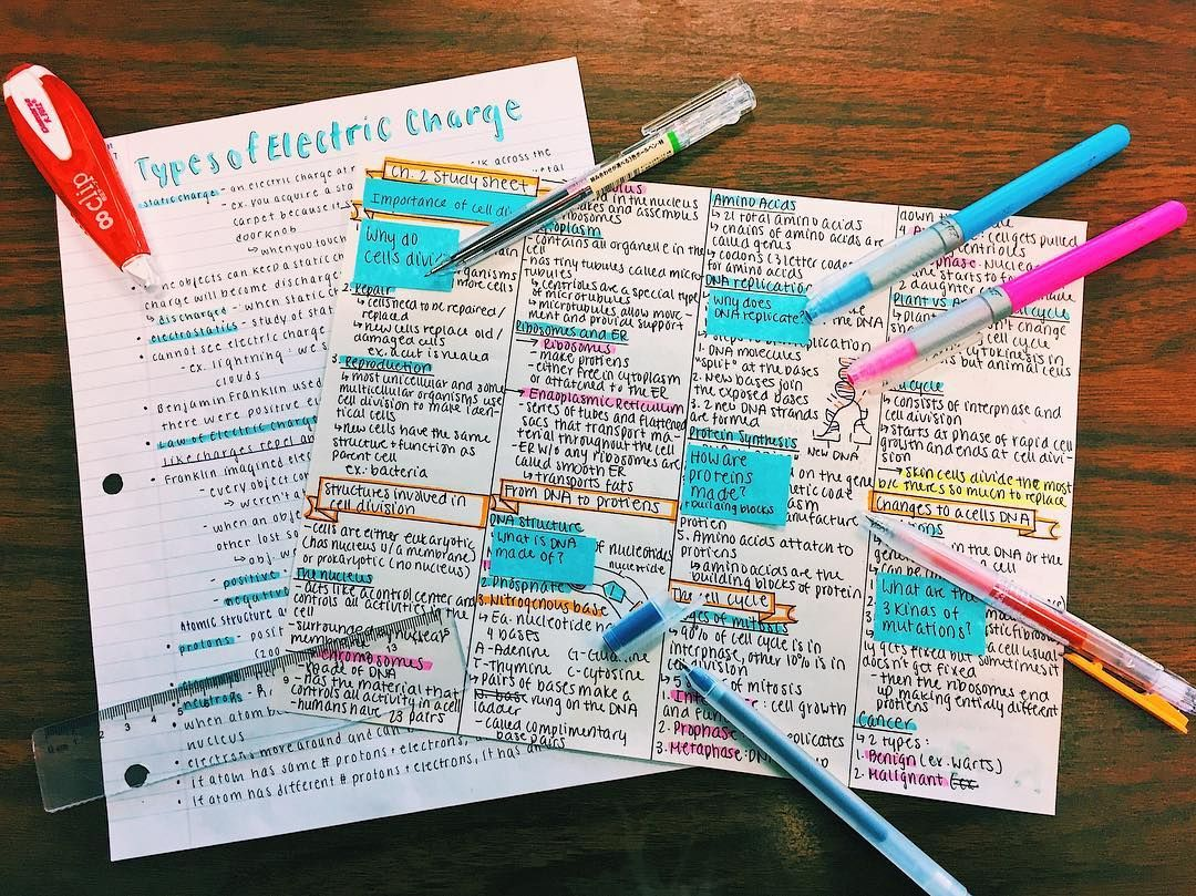 These 25 Study Tricks Are Sure To Help You Pass All Of