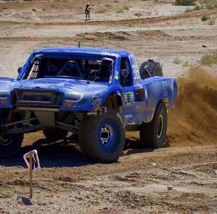 Pin by Brian on Desert racing Custom trucks, Monster